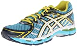 ASICS - Frauen-Gel-Surveyor 2 Laufschuhe, EUR: 43.5, Turquoise/White/Lightning