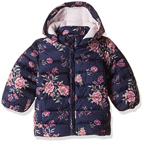 Fox Baby Girls' Jacket (666624108506_Dark Navy_6)