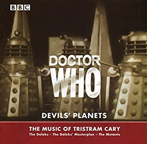 Doctor Who: Devils' Planets - The Music of Tristram Cary