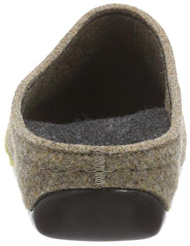 BerkemannLorrie - Pantofole non imbottite donna Beige (Beige (beige Hirsch 781))