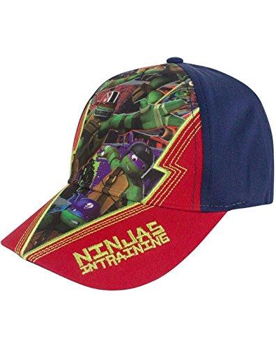 Teenage Mutant Ninja Turtles Velcro Cap (Teenage Turtles Ninja Mutant Hut)