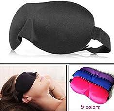 New Product 1Pcs 3D Sleep Mask Natural Sleeping Eye Mask Eyeshade Cover Shade Eye Patch Women Men Soft Portable Blindfold