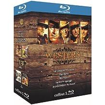 Coffret Western -  5 Blu-ray : Pale Rider, Rio Bravo ...