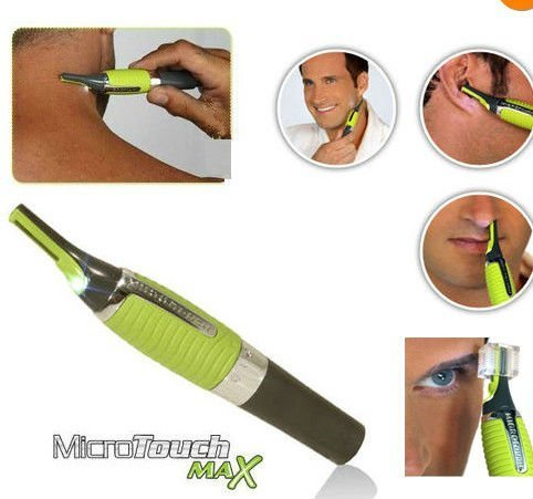 Micro Touches Max Mezon's Hair Trimmer All in One Cordless Hair Remover