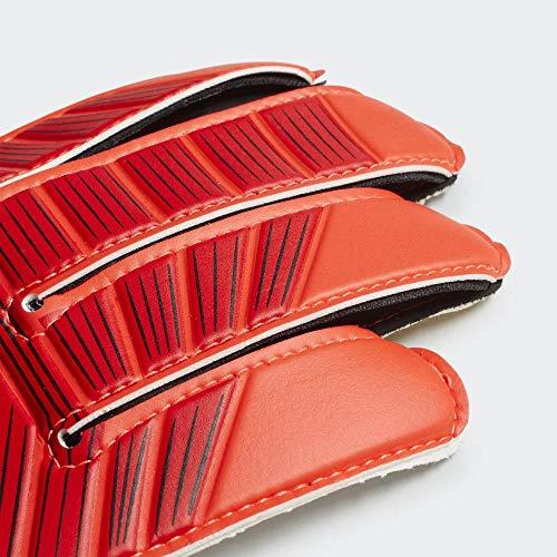adidas Performance Predator Training Torwarthandschuh Kinder rot/schwarz, 8