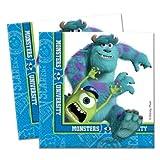 falksson 20 Papierservietten Monster Uni