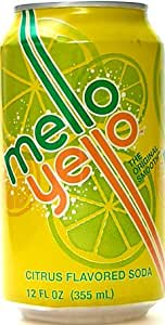 Mello Yello 12 OZ (355ml) X 24