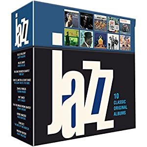 Jazz 10 (Migliori 10 Album Jazz Sony) [10 CD]