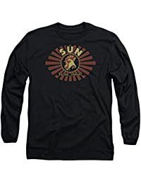 Sun - T-shirt Ray Rooster Hommes manches longues