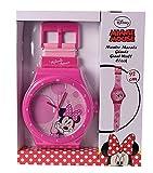 Fun House 297751Minnie Reloj Reloj GEANTE plástico 92x 18x 4cm