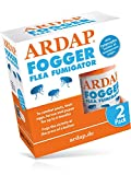 ARDAP Fogger Flea Fumigator 2x 100ml | Insect and bug killer for household