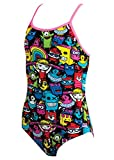 Zoggs Girl's Rascals Bella Crossback Swim Suit