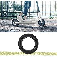 """Dailyinshop Neumáticos de Vacío Sólidos 8.5"""" X2 Micropores para Xiaomi Electric Skateboard Scooter"""