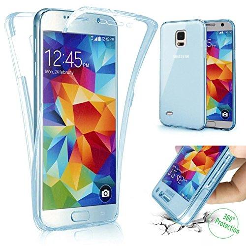 Galaxy-S5-Custodia-Cover-per-Samsung-Galaxy-S5-Per-Samsung-Galaxy-S5-neo-i9600-Custodia-Silicone-JAWSEU-360-Gradi-Integrale-Protezione-Cristallo-Trasparente-Custodia-per-Samsung-Galaxy-S5-Protectiva-B