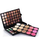 PhantomSky 95 Colores Profesional Sombra de Ojos de Maquillaje...