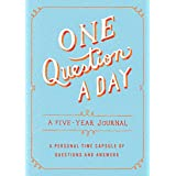 One Question a Day: A Five-Year Journal: A Personal Time Capsule of Questions and Answers