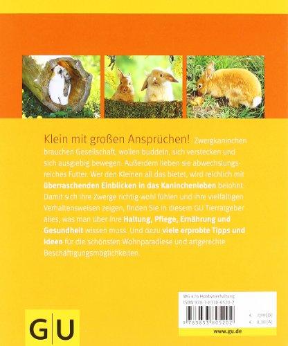 Zwergkaninchen (GU TierRatgeber) - 2