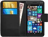 GizzmoHeaven Nokia Lumia 930 Leder Klappetui Schutzhülle