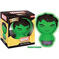 Funko - Figurine Marvel - Hulk Glow In The Dark Gamma Exclu Dorbz 8cm - 0849803094232