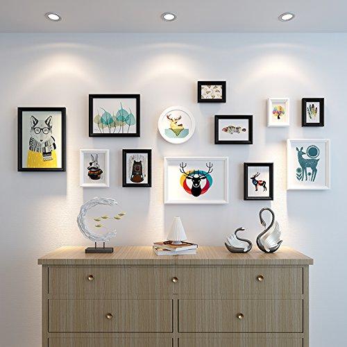 Das WohnzimmerDie Einrichtung des Restaurants ist eine Kombination der Wandmalerei IdeenDie Wände Wände.25.Dicke PlatteDassSchwarz und Weiß