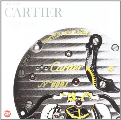Cartier time art. Ediz. spagnola (Design e arti applicate) por Jack Forster
