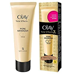 Olay Total Effects 7-in-1 Pore Minimizer CC Cream SPF 15, 50 ml