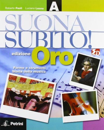 SUONASUBITO ORO A+B+GIR. +DVD