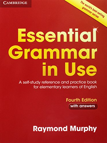 Essential Grammar in Use with Answers Fourth Edition por Raymond Murphy