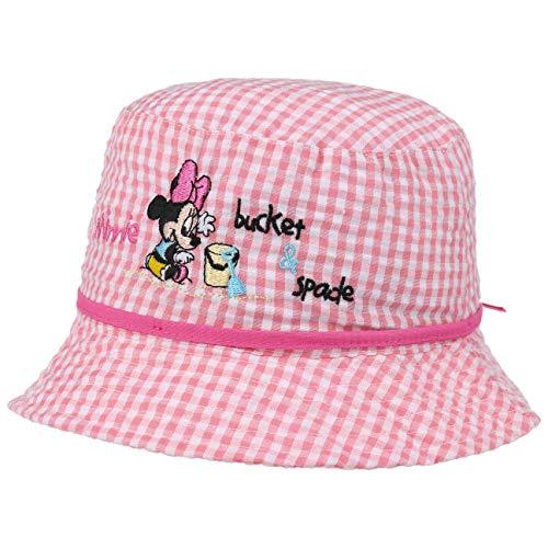 Cappello da bambino disney baby minnie sole ragazza 48 cm - rosa