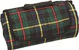 Highlander Uni Blanket Picknickdecke kariert One Size