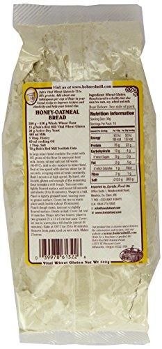 Bobs Red Mill Vital Wheat Gluten Flour 500g at Shop Ireland