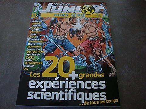 Science Et Vie Junior Hors Serie - SCIENCE & VIE JUNIOR HORS SÉRIE
