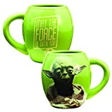 Joy Toy 99068 - Star Wars Yoda Keramik Tasse, 11 cm, 532 ml
