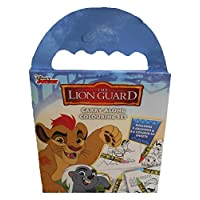 Anker LGCAR Lion Guard Carry Along Colouring Set