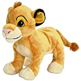 EL REY LEÓN Peluche Felpa SIMBA Lion King 25cm DISNEY serie ANIMAL FRIENDS