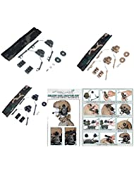 Z-Tactical Helmet Rail Adapter Set For COMTAC I / II Headset