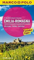 MARCO POLO Reiseführer Emilia-Romagna, Bologna, Parma, Ravenna: Reisen mit Insider-Tipps. Mit EXTRA Faltkarte & Reiseatlas