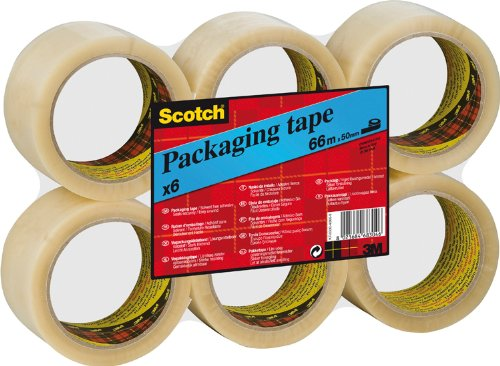 scotch-lot-de-6-rouleaux-de-ruban-demballage-transparent-50-mm-x-66-m