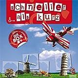 Heidelberger HE136 - Schneller als Kurz: Die Box - Edition Europa und Säugetiere