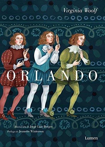 Orlando (edición ilustrada) (LIBROS ILUSTRADOS)