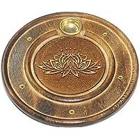 Find Something Different Etwas finden verschiedene Gravur Holz Lotus Flower Räucherstäbchen und Kegel Halter,... preisvergleich bei billige-tabletten.eu