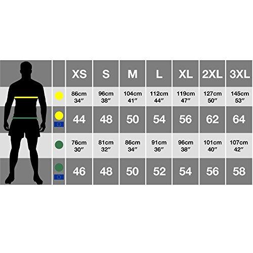 51kQluT29UL. SS500  - Result Mens Ultra Padded Bodywarmer Water Repellent Windproof Jacket