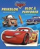 Disney prikblok cars / disney bloc a perforer cars / druk 1: met prikpen en viltmat