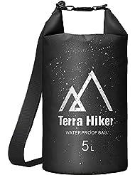 Packsack, Terra Hiker Wasserdichter Rucksack, Dry Bag