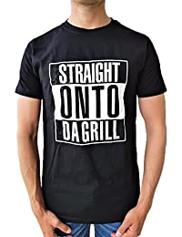 "BBQUE - ""Straight outta""   T-Shirt"