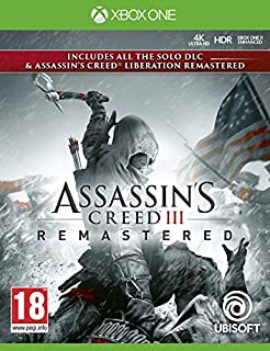 Assassin's Creed III Remastered (Xbox One) (B07NFPPJKR) | Amazon Products