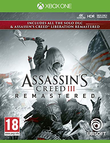 Assassin's Creed III Remastered (Xbox One) Best Price and Cheapest