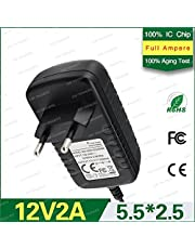 TRP TRADERS t CAMCALL 12V 2A DC Power Adapter
