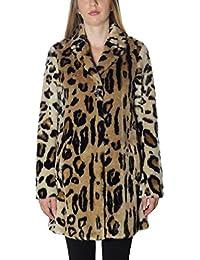 Amazon.it  liu jo - Marrone   Giacche e cappotti   Donna  Abbigliamento 3f190d4a1d6