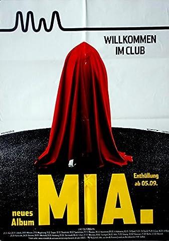 MIA - 2008 - Promoplakat - Willkommen im Club - GF